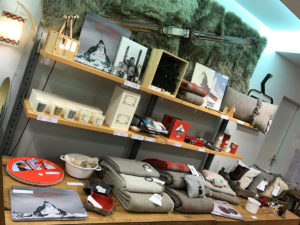 Meringue, concept store Zermatt
