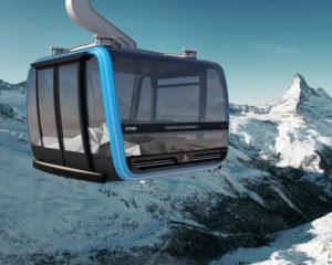 télécabine Zermatt