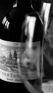 cos d'estournel, vins, bordeaux