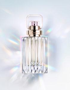 Nouveau parfum Cartier, Mathilde Laurent